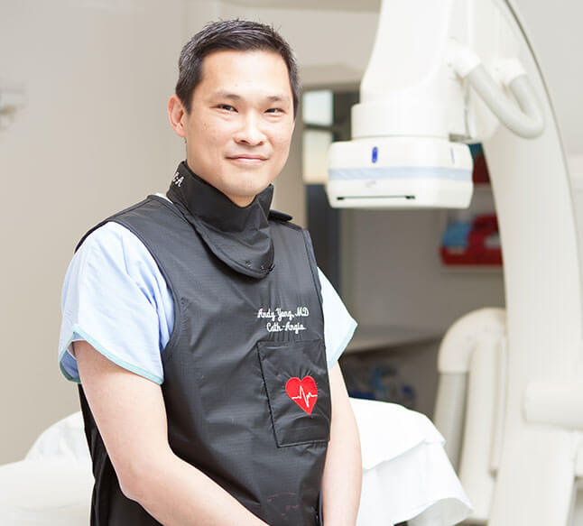 A/Prof Andy Yong - United Cardiology